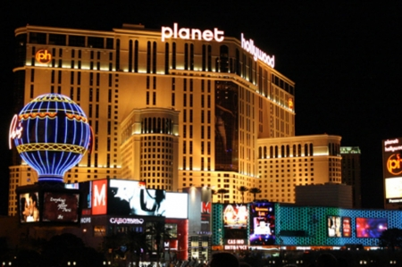 Казино и отель Planet Hollywood в Лас-Вегасе