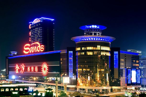 Sands macao casino casino funding