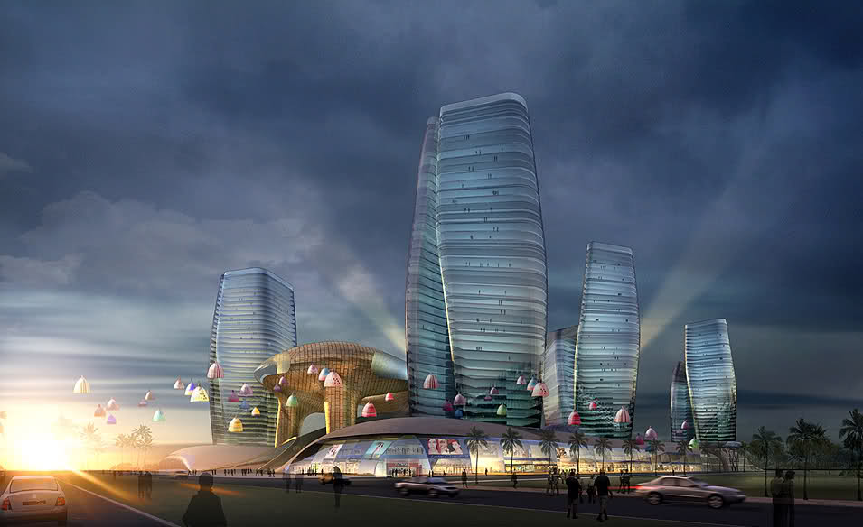 В Барселоне компания Melco International Developments построит игорный курорт
