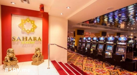 Казино с отелем Sahara Casino at Curaçao Airport Hotel на Кюрасао